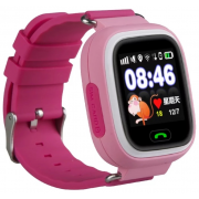 Часы Smart Baby Watch Q90 розовые