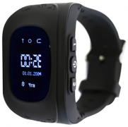 Часы Smart Baby Watch Q50 черные