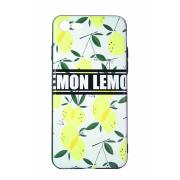 Чехол (клип-кейс) Hoco для Apple iPhone 5 Лимон