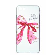 Чехол Hoco для iPhone 7+ Розовый бант