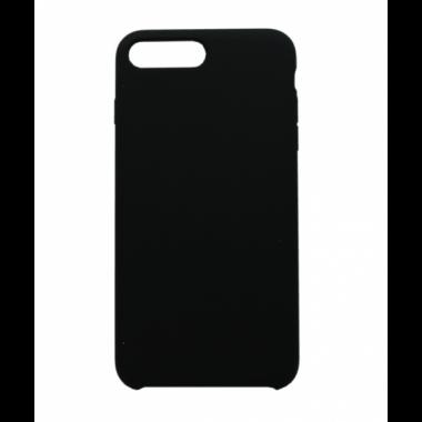 Силиконовая накладка Hoco Pure series для iPhone 7+, цвет черный