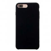 Силиконовая накладка Hoco Pure series для iPhone 7 плюс, цвет черный