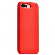 Силиконовая накладка Hoco Pure series для iPhone 7, цвет красный