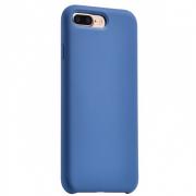 Силиконовая накладка Hoco Pure series для iPhone 7 плюс, цвет синий