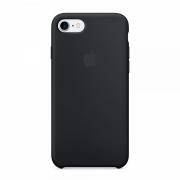 Силиконовый чехол Hoco для iPhone 7 Original series silicon case черный