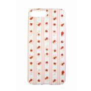 Силиконовый чехол Hoco Flowery series для iPhone 7+ цветочные полосы