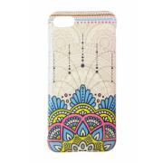 Силиконовая накладка Hoco Doren series для iPhone 7 голубой