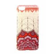 Силиконовая накладка Hoco Doren series для iPhone 7+ красный