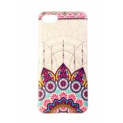 Силиконовая накладка Hoco Doren series для iPhone 7+ фиолетовый
