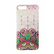 Силиконовая накладка Hoco Doren series для iPhone 7+ розовый