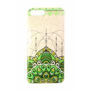 Силиконовая накладка Hoco Doren series для iPhone 8 зеленый