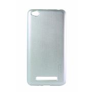Чехол MOTOMO для Xiaomi Redmi 4A силиконовый серебряный
