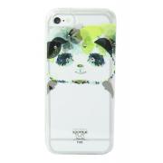 Силиконовый чехол NXE для iPhone 5/5s Панда
