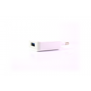 Сетевая зарядка EMY MY-223 1A с кабелем iPhone 5/6/7