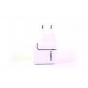 Сетевое зарядное устройство Kingleen C-828 (1000 mA + 1 USB разъем)