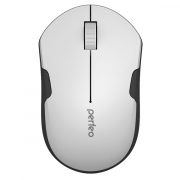 Компьютерная мышь Perfeo PF-553-WOP AMULET White-Black USB