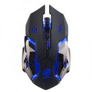 Компьютерная мышь Perfeo PF-1718-GM GALAXY Black USB