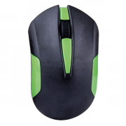 "Компьютерная мышь Perfeo PF-153-WOP-B/G Green ""SONATA"" USB"