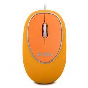 Компьютерная мышь SVEN RX-555 Antistress Silent Orange USB