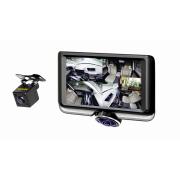 "Видеорегистратор Каркам A360, 4.5"" IPS дисплей, угол обзора 360°"