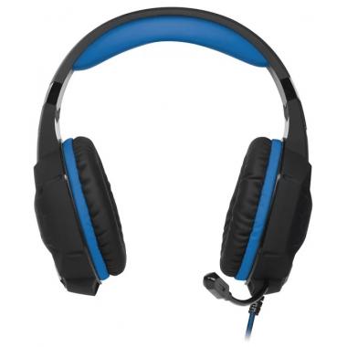 Компьютерная гарнитура SVEN AP-G887MV черно-синие с микрофоном