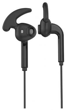 Наушники Hoco M6 Control Earphone вкладыши черные с микрофоном