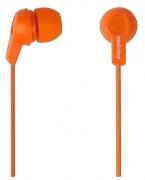 Наушники SmartBuy Jazz, цвет оранжевый