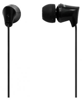 Наушники SmartBuy Junior вставные (затычки), цвет черный