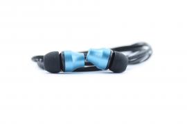 Наушники капельки Walker H310 вставные (вакуумные) синие
