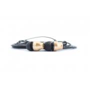 Наушники капельки Walker H310 вставные (вакуумные) золотые