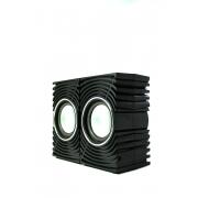 """Колонки для компьютера Perfeo """"MIRAGE"""" 2.0, мощность 2х3 Вт (RMS), черные, USB"""