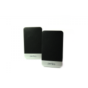"Колонки для компьютера Perfeo ""MONITOR"" 2.0, мощность 2х3 Вт (RMS), черные, USB"
