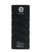 Внешний аккумулятор E-element 1S Power bank 2800 мАч черный