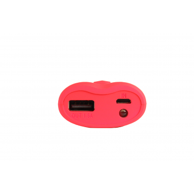 Внешний акб E-element A3 Power bank 5000 мАч розовый