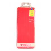 Внешний аккумулятор E-element S6 Power bank 15000 мАч розовый