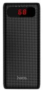 Внешний аккумулятор Hoco B20A-20000 Mige Series черный, с дисплеем 20000 мАч