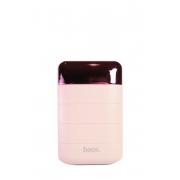 Внешний аккумулятор Hoco B29-10000 розовый, с дисплеем 10000 мАч