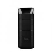 Внешний аккумулятор Hoco B29A-15000 Power bank черный, с дисплеем 15000 мАч