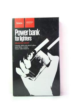 Внешний акб Hoco B2-4000 Lighter Style Power bank 4000