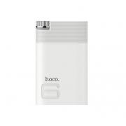 Внешний аккумулятор Hoco B30-8000 белый 8000 мАч