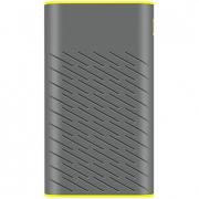 Внешний аккумулятор Hoco B31A-30000 мАч Rege series серый