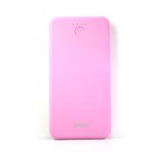 Внешний аккумулятор Hoco B8 Power bank 6000 мАч Pink