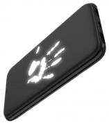 Внешний аккумулятор Hoco J10-10000 черный Buddha's Palm