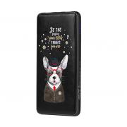 Внешний аккумулятор Hoco J13-10000 черный Beauty
