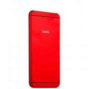 Внешний аккумулятор Hoco UPB03-6000 I6 красный Power bank 6000 мАч