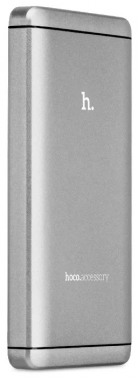 Power bank Hoco UPB03 Silver 12000 мАч