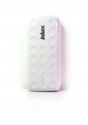 Внешний аккумулятор Inkax PV-07 Power bank 4000 мАч white