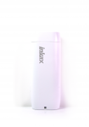 Внешний аккумулятор Inkax PV-06 Power bank 2600 мАч белый