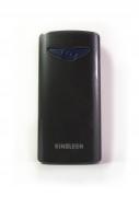 Внешний аккумулятор Kingleen QL-C337 Power bank 5600 мАч черный